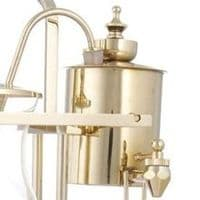 Coffee Master Royal Vienna Balance Coffee Maker / Machine (Gold)